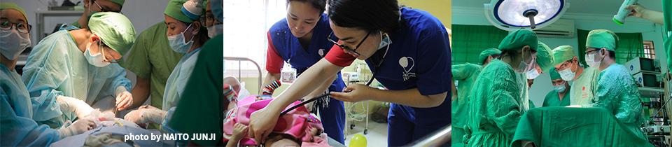 カンボジア 医師 ボランティア