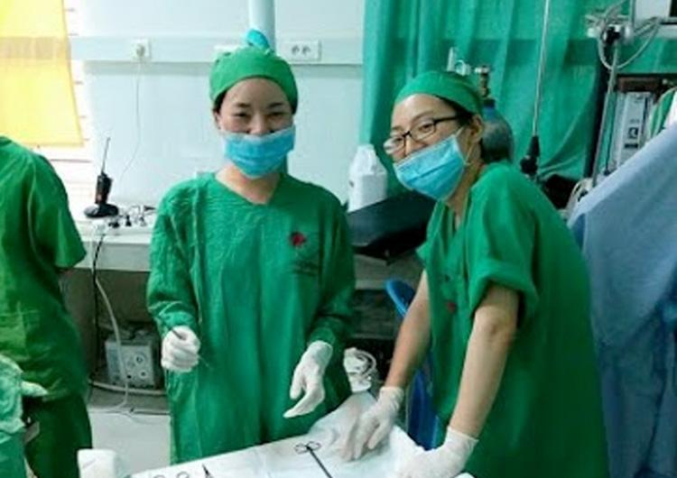 参加者の声 カンボジア看護師 ジャパンハート