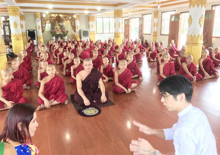 ジャパンハート 国際医療ボランティア ミャンマー事業部 活動レポート