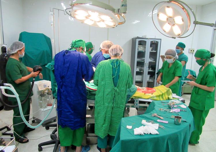 ジャパンハート 国際医療ボランティア ラオス事業部 活動レポート