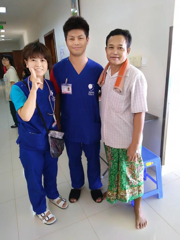 国際医療ボランティア ジャパンハート カンボジア 医師