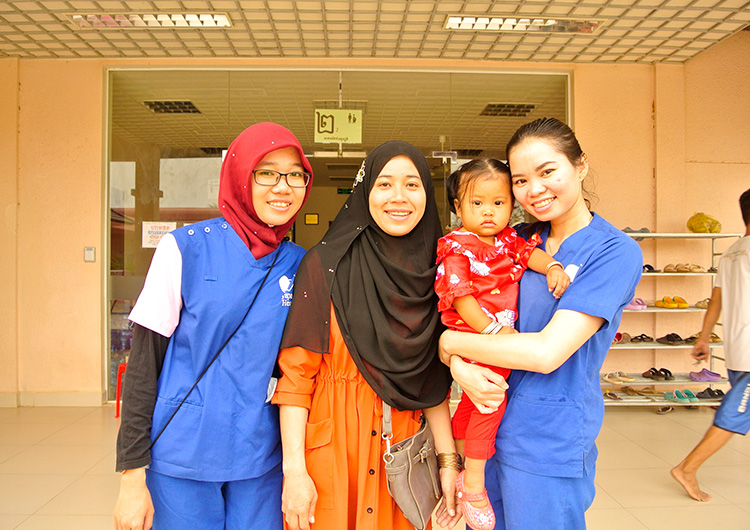 国際医療ボランティア ジャパンハート カンボジア  助産師