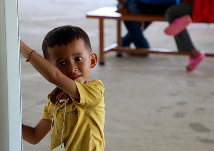 国際医療ボランティア ジャパンハート カンボジア  看護師