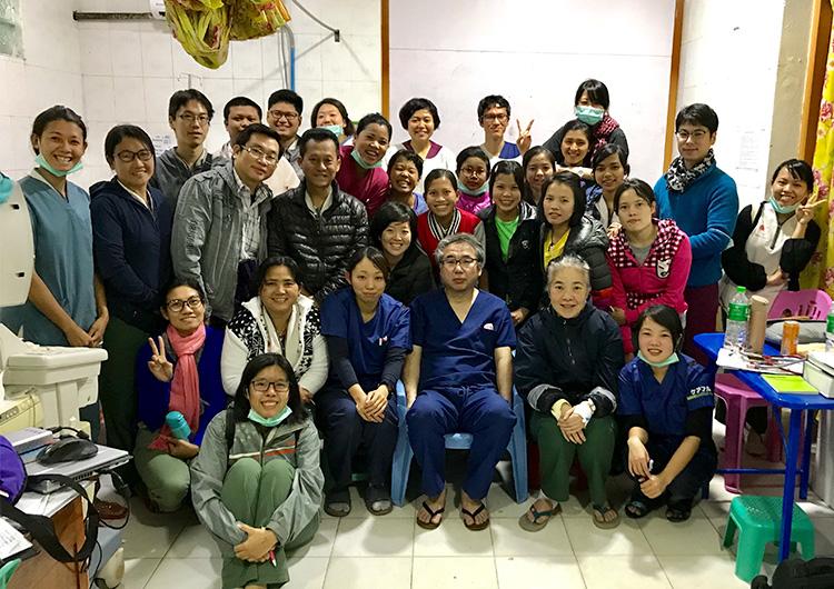 国際医療ボランティア ジャパンハート ミャンマー 短期