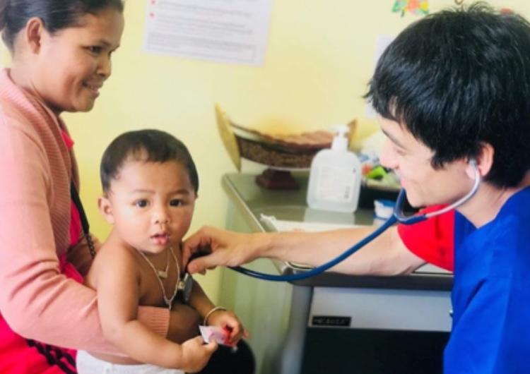 海外医療ボランティア ジャパンハート カンボジア