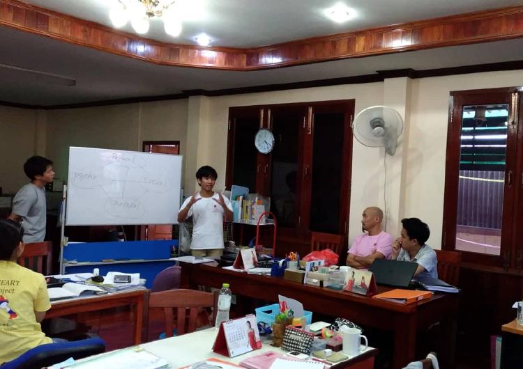 国際医療ボランティア ジャパンハート ラオス