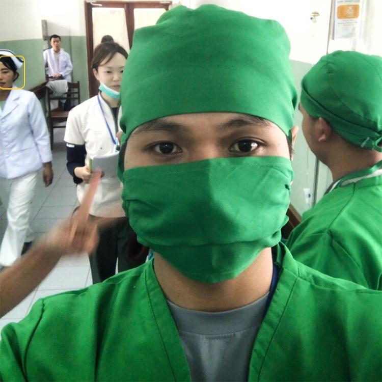 ジャパンハートで医者になる夢を叶えた。ラオススタッフ