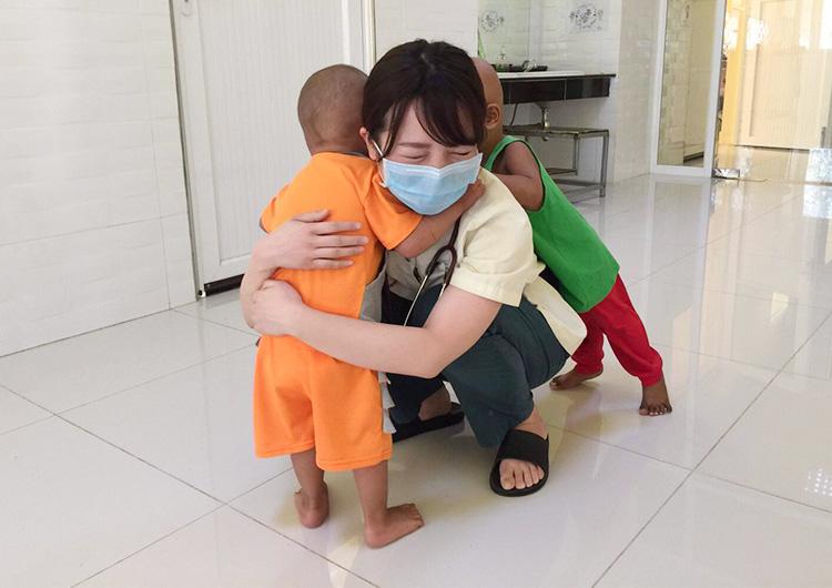 看護師 海外ボランティア 踏み出した夢への一歩