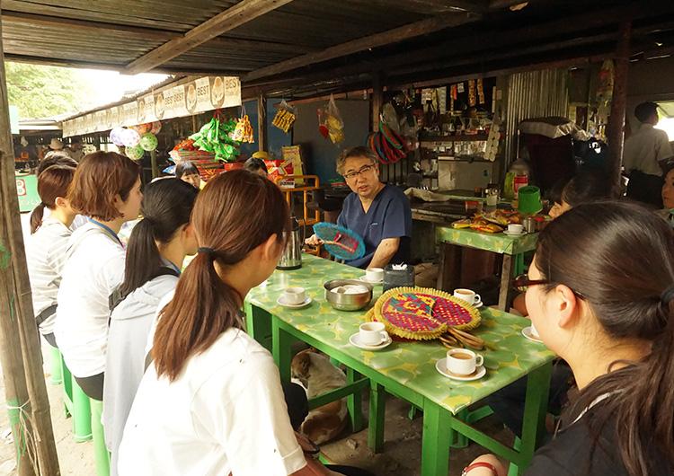 初めてのボランティアツアーアテンド 看護師 海外 ボランティア ジャパンハート