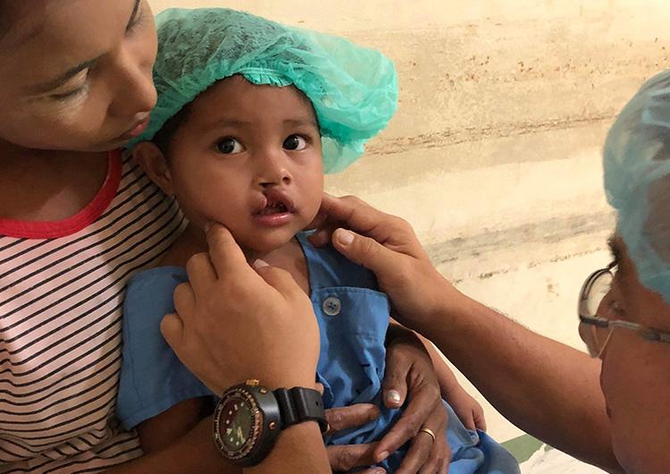 ミャンマー専門医療プロジェクト