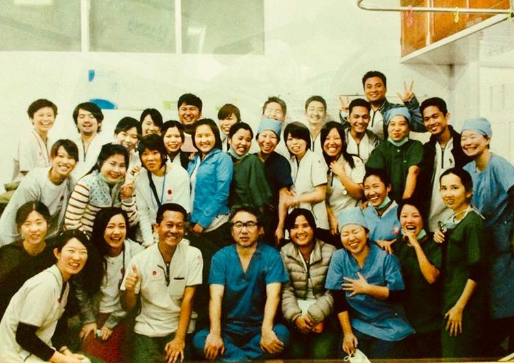 ジャパンハート 医師 ボランティア 岸先生