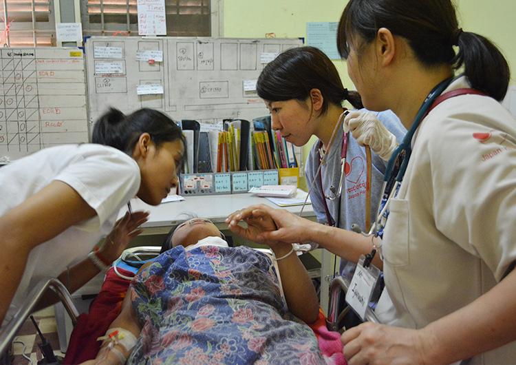 ジャパンハート 口コミ 看護師