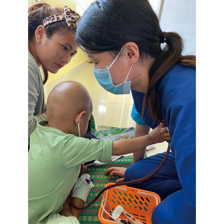 カンボジア 看護師 ボランティア ジャパンハート