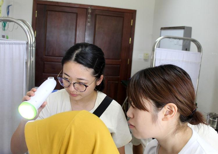 看護師 医療 ボランティア ジャパンハート