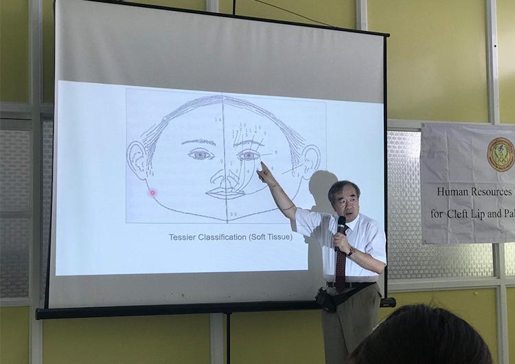 新たなプロジェクト始動! 〜ミャンマー口唇裂・口蓋裂総合治療プロジェクト〜
