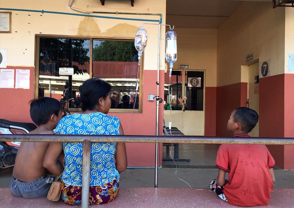カンボジアの医療の強み 看護師 ボランティア