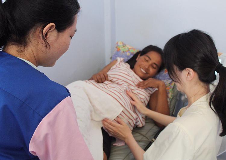 助産師 ボランティア 海外 ジャパンハート