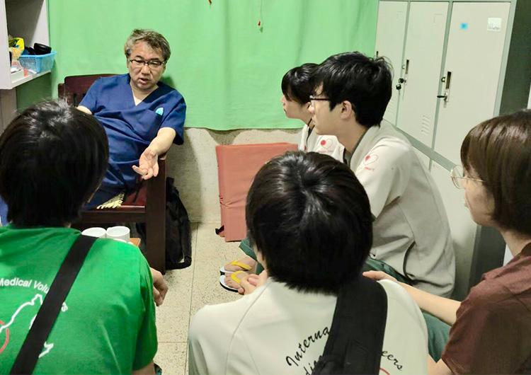 医師 ボランティア ミャンマー ジャパンハート