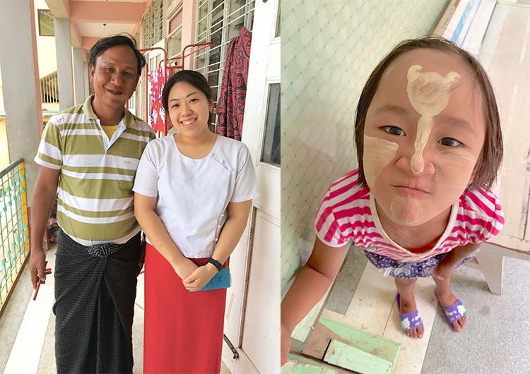 火傷の患者さんとその家族との2ヶ月間