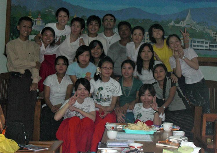 参加者の声 国際看護師研修 看護師 ミャンマー