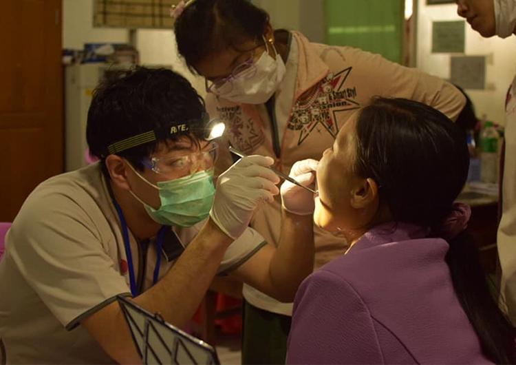 歯科医師 ボランティア 経験はお金では買えない財産