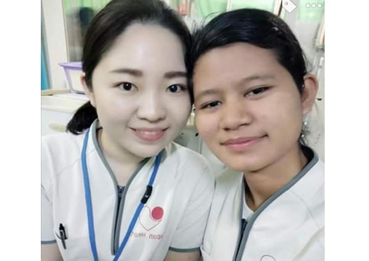 ミャンマー 社会人 ボランティア