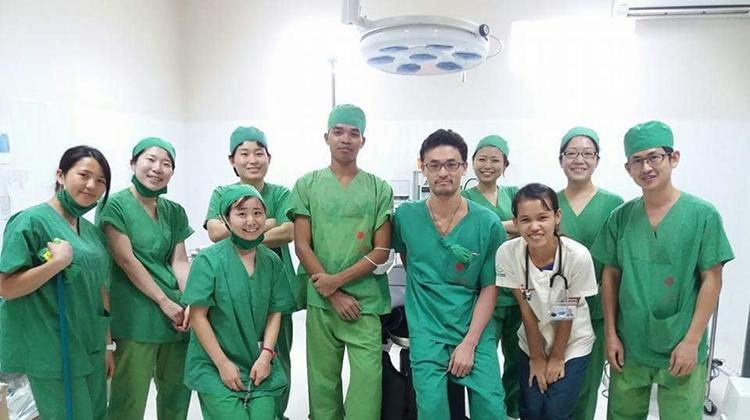 カンボジア 助産師 ボランティア ひとつでも多くの命を救える助産師になりたい。異文化での活動を通して気づき大切にしたいとおもったこと。