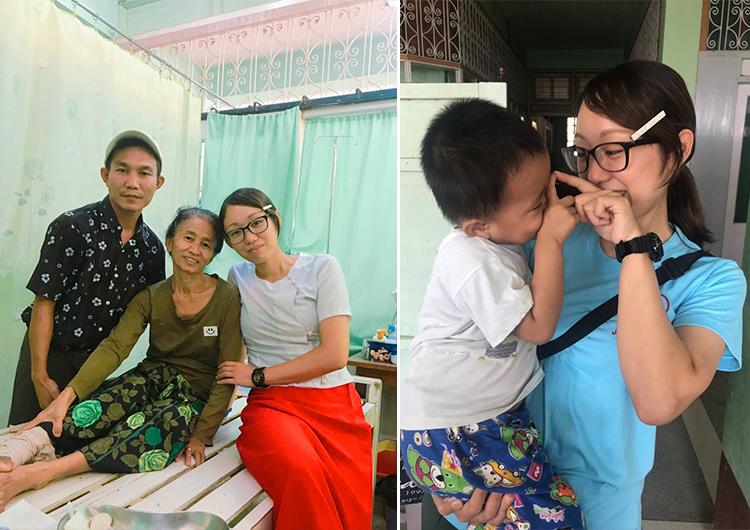 看護師 ミャンマー 国際看護師研修